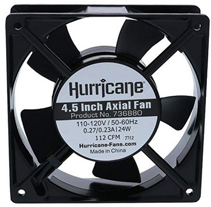 hurricane 4 inch fan